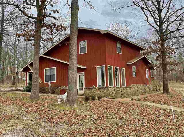 13 Griffin Road, Batesville, AR 72501 (MLS #21002102) :: United Country Real Estate