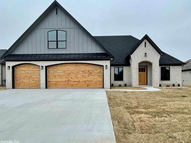 1538 Creekview, Sherwood, AR 72120 (MLS #21002143) :: United Country Real Estate