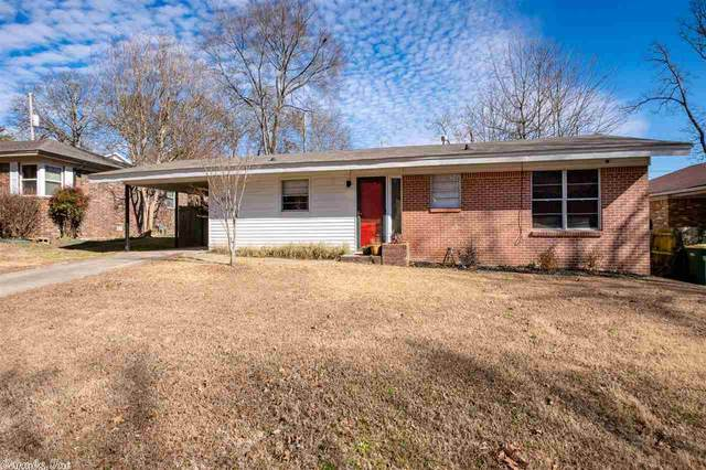 4406 Glenmere, North Little Rock, AR 72116 (MLS #21002159) :: United Country Real Estate