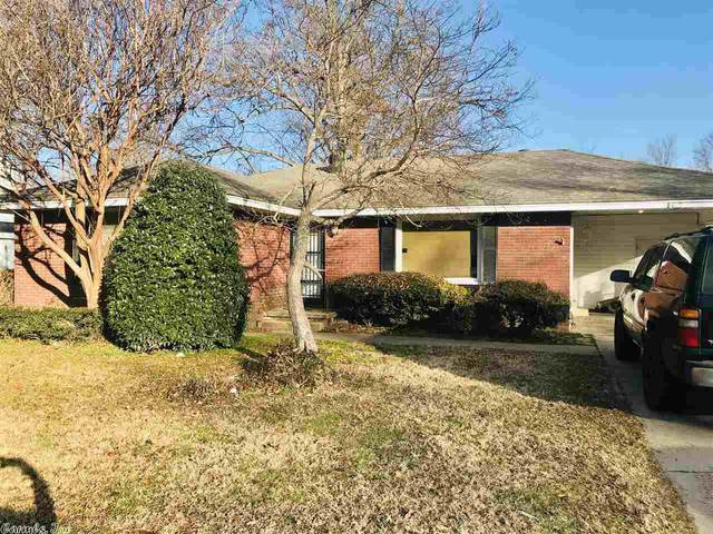 1020 Rollison, Blytheville, AR 72315 (MLS #21002184) :: United Country Real Estate