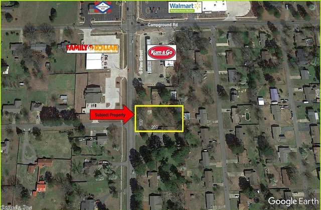 1309 S Pine, Cabot, AR 72023 (MLS #21002206) :: United Country Real Estate