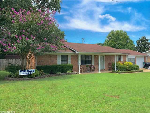 206 S Pine, Cabot, AR 72023 (MLS #21002257) :: United Country Real Estate