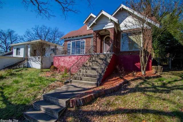 2917 Jfk Blvd, North Little Rock, AR 72116 (MLS #21002424) :: United Country Real Estate