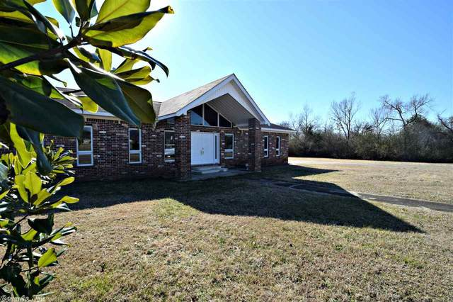 1131 Crescent Drive, Mena, AR 71953 (MLS #21002445) :: United Country Real Estate