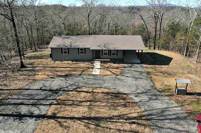 133 Byrd Vaught Lane, Mena, AR 71953 (MLS #21002566) :: United Country Real Estate