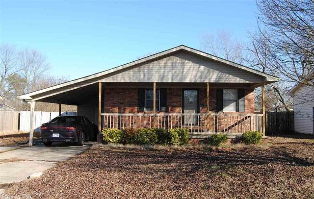 611 N 12th, Paragould, AR 72450 (MLS #21002649) :: United Country Real Estate