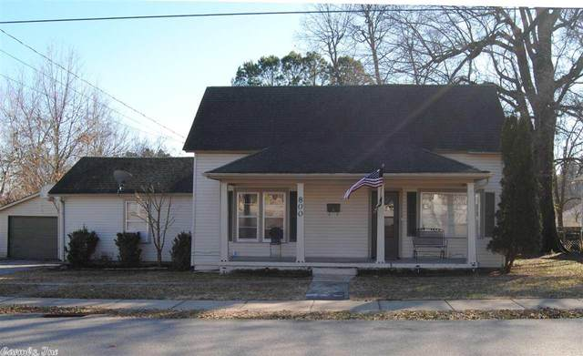 800 W Park, Paragould, AR 72450 (MLS #21002652) :: United Country Real Estate