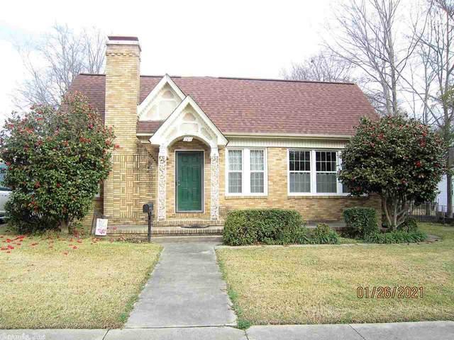 209 E Shelton, Monticello, AR 71655 (MLS #21002716) :: United Country Real Estate