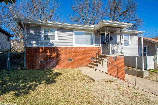 711 W 54th, North Little Rock, AR 72118 (MLS #21002950) :: United Country Real Estate