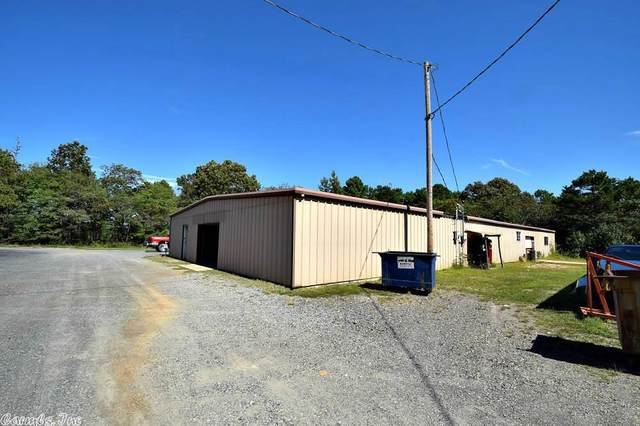 1324 S Mena St, Mena, AR 71953 (MLS #21002974) :: United Country Real Estate