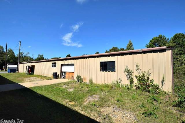 1324 South Mena St, Mena, AR 71953 (MLS #21002976) :: United Country Real Estate