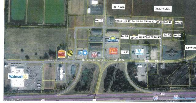 32 Jf, Lonoke, AR 72086 (MLS #21003064) :: United Country Real Estate