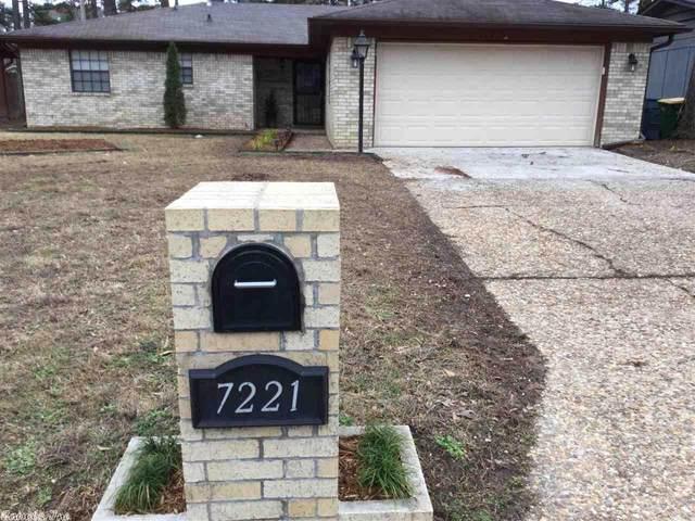 7221 Yorkwood, Little Rock, AR 72209 (MLS #21003251) :: The Angel Group
