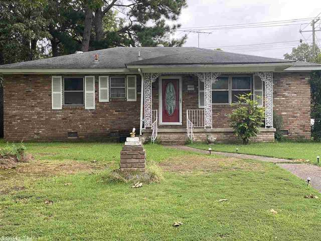 2201 W 35th, Pine Bluff, AR 71603 (MLS #21003302) :: United Country Real Estate