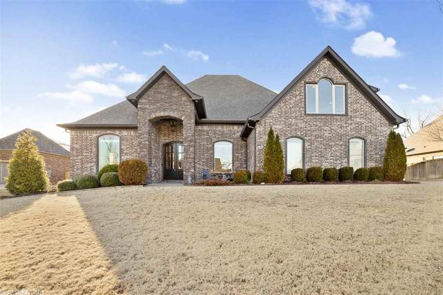 6545 Westminster, Benton, AR 72019 (MLS #21003374) :: United Country Real Estate