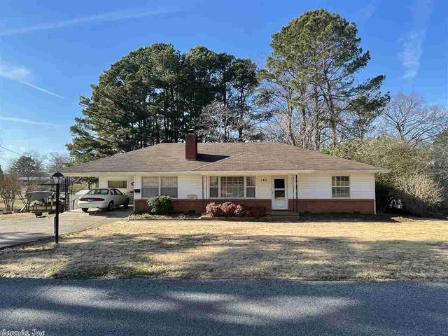 340 22nd, Batesville, AR 72501 (MLS #21003377) :: United Country Real Estate