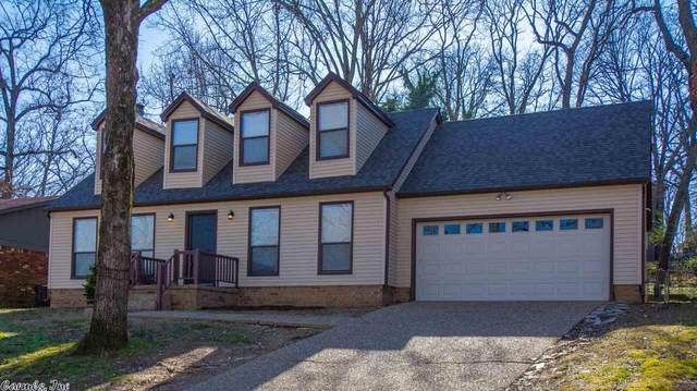 6613 Allwood, North Little Rock, AR 72116 (MLS #21003435) :: United Country Real Estate