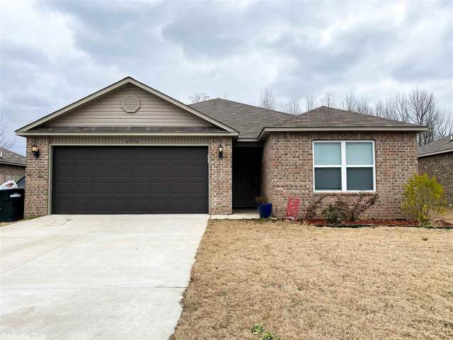 6916 Ridgemist, North Little Rock, AR 72117 (MLS #21003439) :: United Country Real Estate