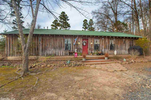 248 Polk Road 195, Mena, AR 71953 (MLS #21003545) :: United Country Real Estate