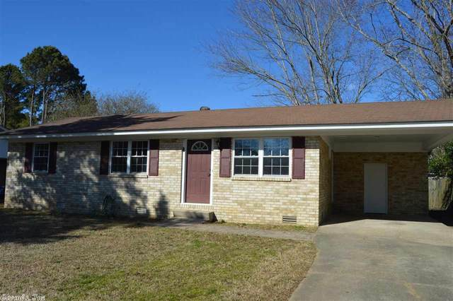 706 Timber, Heber Springs, AR 72543 (MLS #21003832) :: United Country Real Estate