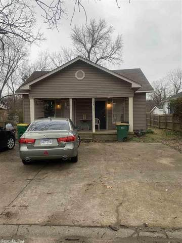 722 W 36th, North Little Rock, AR 72118 (MLS #21003853) :: United Country Real Estate