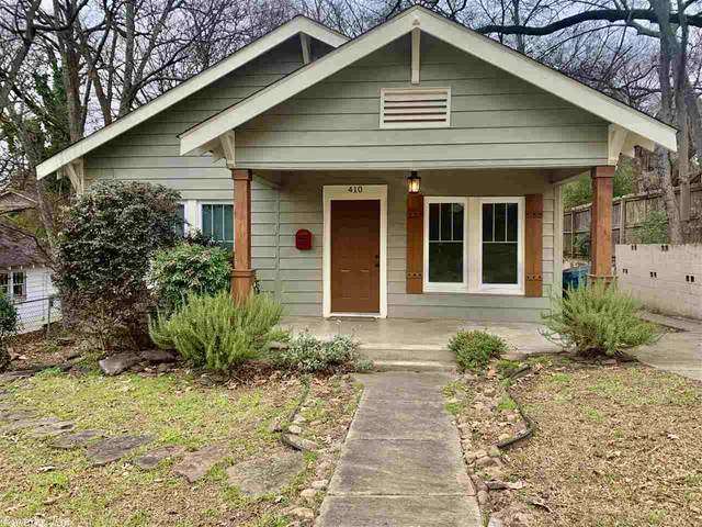 410 Rose, Little Rock, AR 72205 (MLS #21003905) :: United Country Real Estate