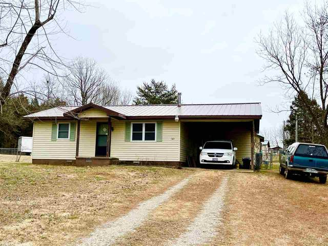 323 N Cedar, Salem, AR 72576 (MLS #21004033) :: United Country Real Estate