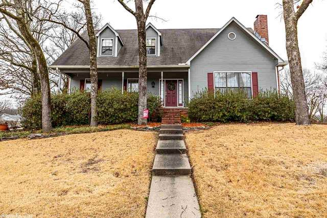 1901 Covington Dr., North Little Rock, AR 72116 (MLS #21004135) :: United Country Real Estate