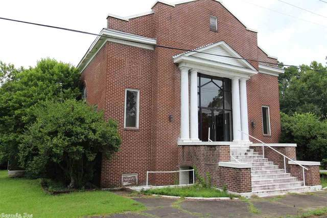111 N Rose, Sheridan, AR 72150 (MLS #21004632) :: United Country Real Estate