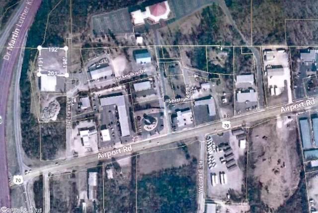 Blackhawk, Hot Springs, AR 71913 (MLS #21004859) :: United Country Real Estate