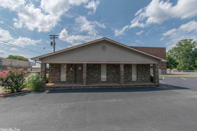 927 S Main, Malvern, AR 72104 (MLS #21005342) :: United Country Real Estate