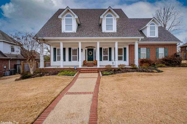 6 Bayonne, Little Rock, AR 72223 (MLS #21005789) :: United Country Real Estate
