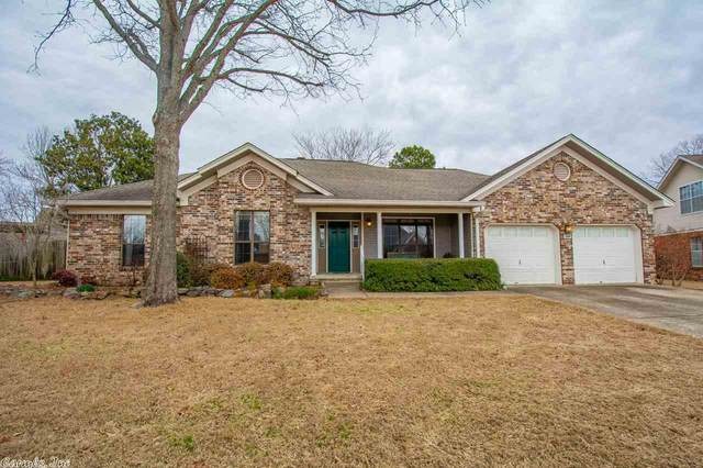 7908 Coleridge Dr, North Little Rock, AR 72116 (MLS #21005814) :: United Country Real Estate
