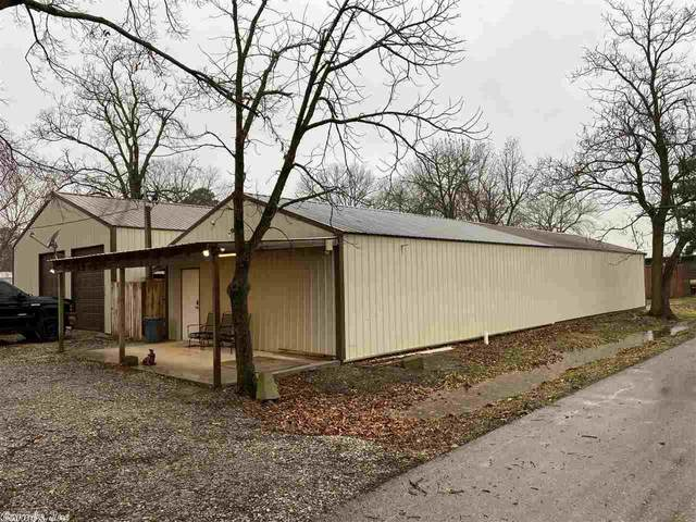 184 E. Linden St., Hickory Ridge, AR 72347 (MLS #21006255) :: The Angel Group