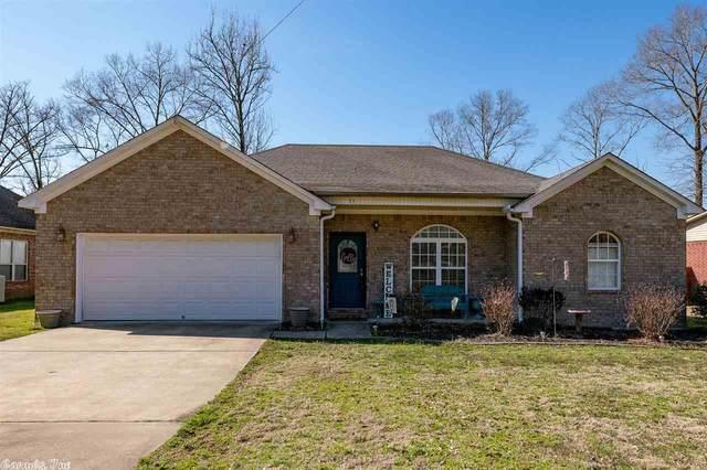 33 Garrett, Greenbrier, AR 71058 (MLS #21006313) :: United Country Real Estate