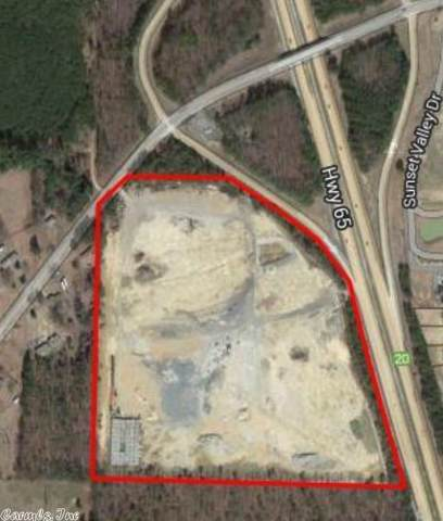 Rd. And Hwy 65, Redfield, AR 72132 (MLS #21006515) :: The Angel Group