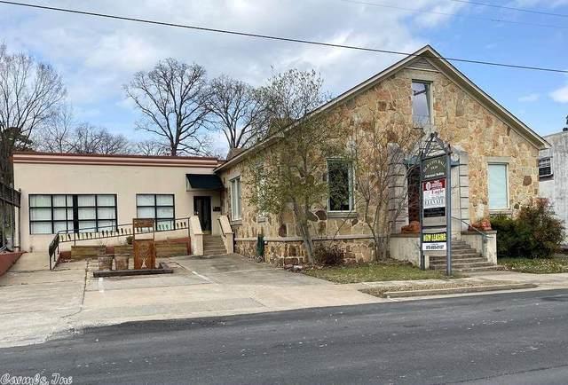 510 W Main, Heber Springs, AR 72543 (MLS #21006950) :: The Angel Group