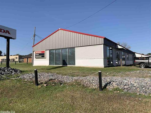 6925 Dollarway Road, Pine Bluff, AR 71602 (MLS #21007265) :: The Angel Group