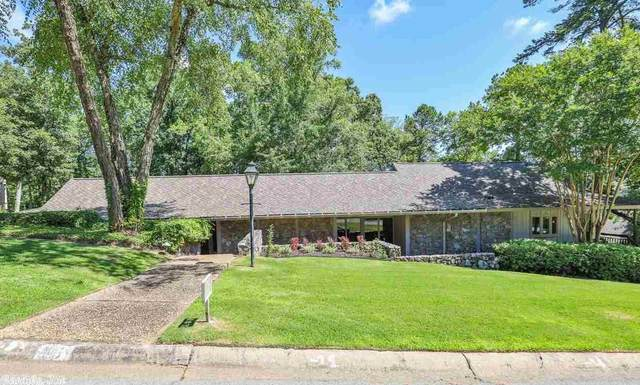 18 Glenridge, Little Rock, AR 72227 (MLS #21007418) :: The Angel Group