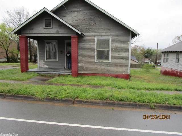 3517 W 12th, Little Rock, AR 72204 (MLS #21008448) :: The Angel Group