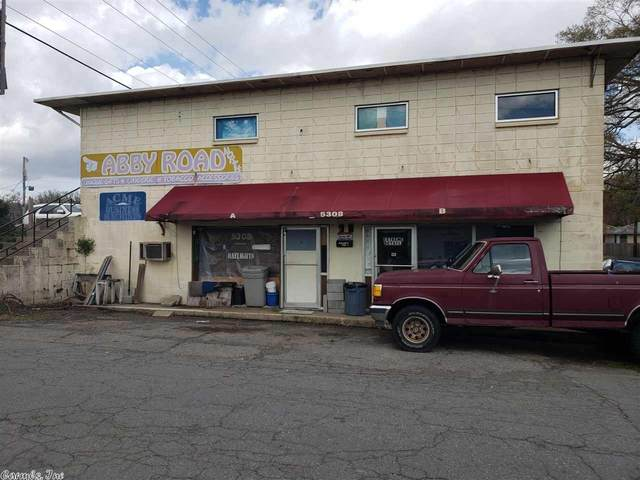 5304 Mac Arthur, North Little Rock, AR 72118 (MLS #21008841) :: The Angel Group