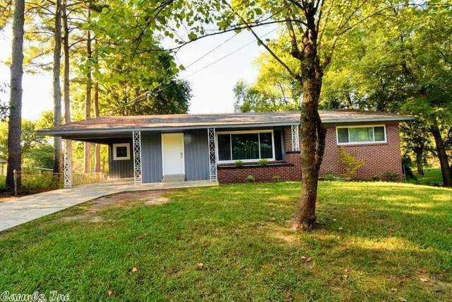 303 Jerome, Hot Springs, AR 71913 (MLS #21008847) :: The Angel Group