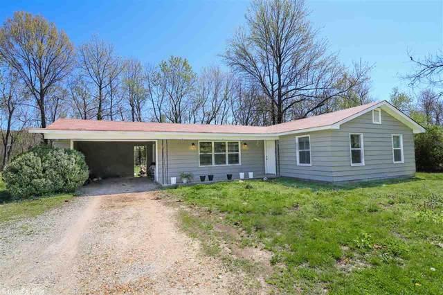 900 Warren, Jonesboro, AR 72401 (MLS #21009400) :: The Angel Group