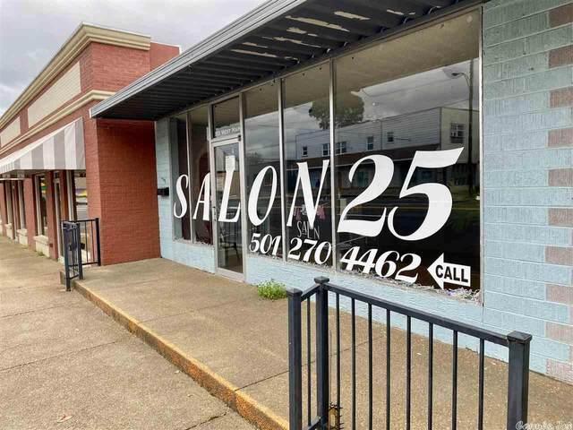 513 W Main, Heber Springs, AR 72543 (MLS #21009876) :: The Angel Group