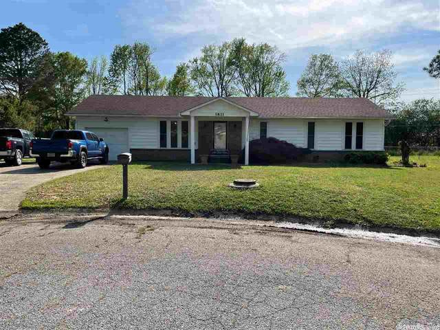 1811 Goff, Beebe, AR 72012 (MLS #21010568) :: United Country Real Estate