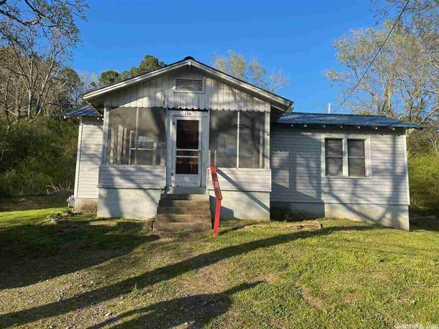 146 W Main, Norman, AR 71960 (MLS #21010693) :: United Country Real Estate
