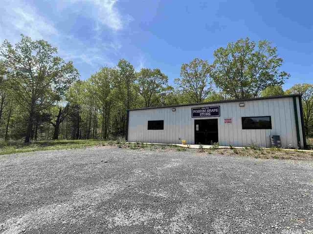 7813 Hwy 367, Possum Grape, AR 72020 (MLS #21010853) :: United Country Real Estate