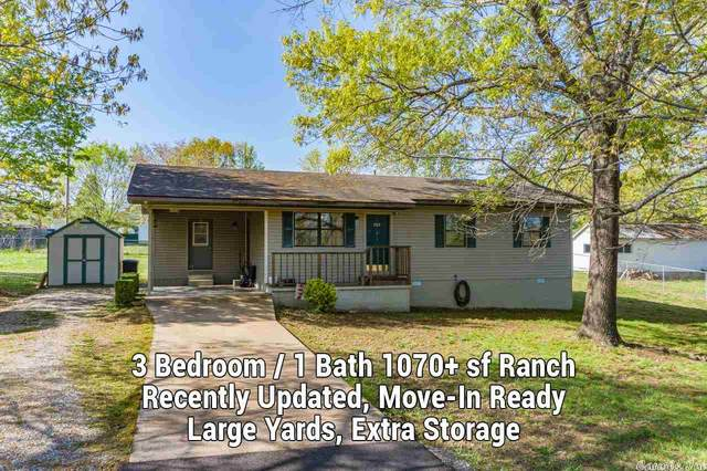 Gassville, AR 72635 :: United Country Real Estate