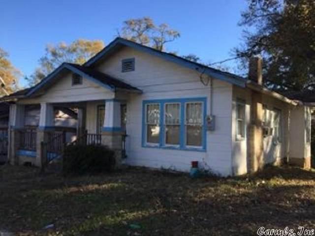 625 Liberty, El Dorado, AR 71730 (MLS #21011236) :: United Country Real Estate