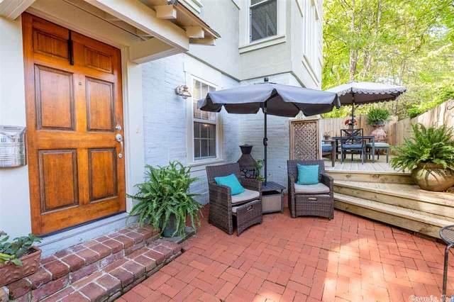 600 N Elm C, Little Rock, AR 72205 (MLS #21011277) :: United Country Real Estate